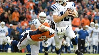 Colts vs. Broncos Divisional Round highlights