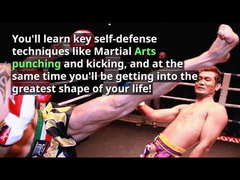 Muay Thai Kickboxing 11215