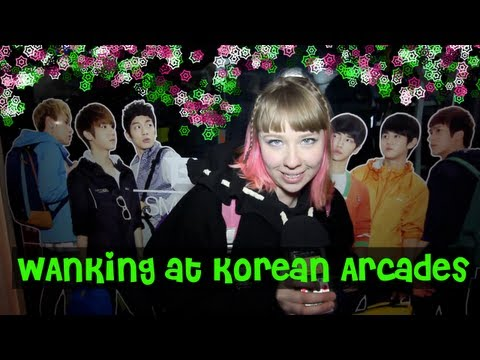 Playing in Korean Arcades and Love Cafes