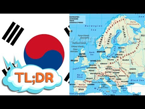 Korea vs Europe