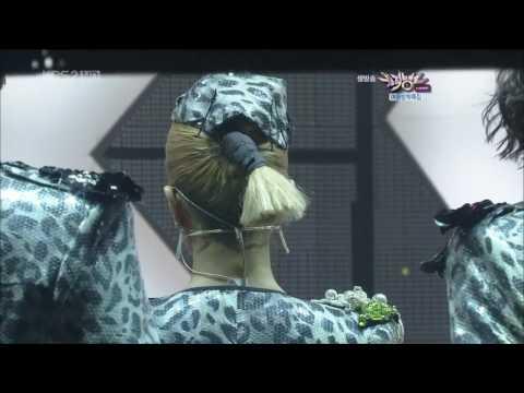 Music Bank BoA(보아) -Hurricane Venus(허리케인 비너스)720p