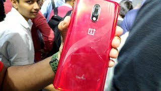 Oneplus 7 Red - Hands on