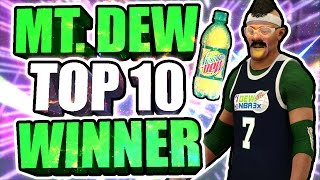 HOW I WON THE MT. DEW TOURNAMENT + UNLIMITED BOOSTS + GOT TOP 10 • CARRIED A SUPERSTAR 5 w/ JETPACK