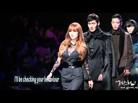SNSD Jessica Mad Sexy Cool Girl by DRJC