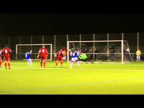 Verschossener Elfmeter von Marcel Rodrigues (FC Süderelbe) | ELBKICK.TV