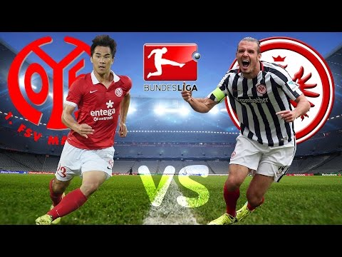 1 Mainz 05 vs Eintracht Frankfurt