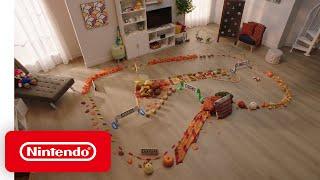 Mario Kart Live: Home Circuit - Autumn Race Video - Nintendo Switch
