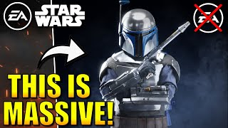 NEW Open World Star Wars Game CONFIRMED! - EA Lose Star Wars Licence Exclusivity