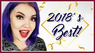 The Best Makeup Products of the Year! 2018 🎉
