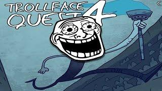 DANK TROLL GAMES   Trollface Quest 4