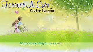 Lyrics+Kara Forever N Ever || Rocker Nguyễn