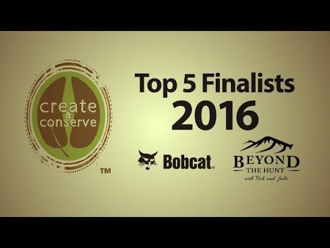 2016 Create & Conserve Top 5 Finalist: Glenn Stevens in Unity, Maine