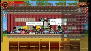 Ninja School Online : Săn Boss Chiến Trường Đầy Kẹo lần đầu bị troll sắp mặt lờ