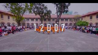 FLASHMOB THPT MARIECURIE 2019 | FinalRound | 12D07 - 3rd