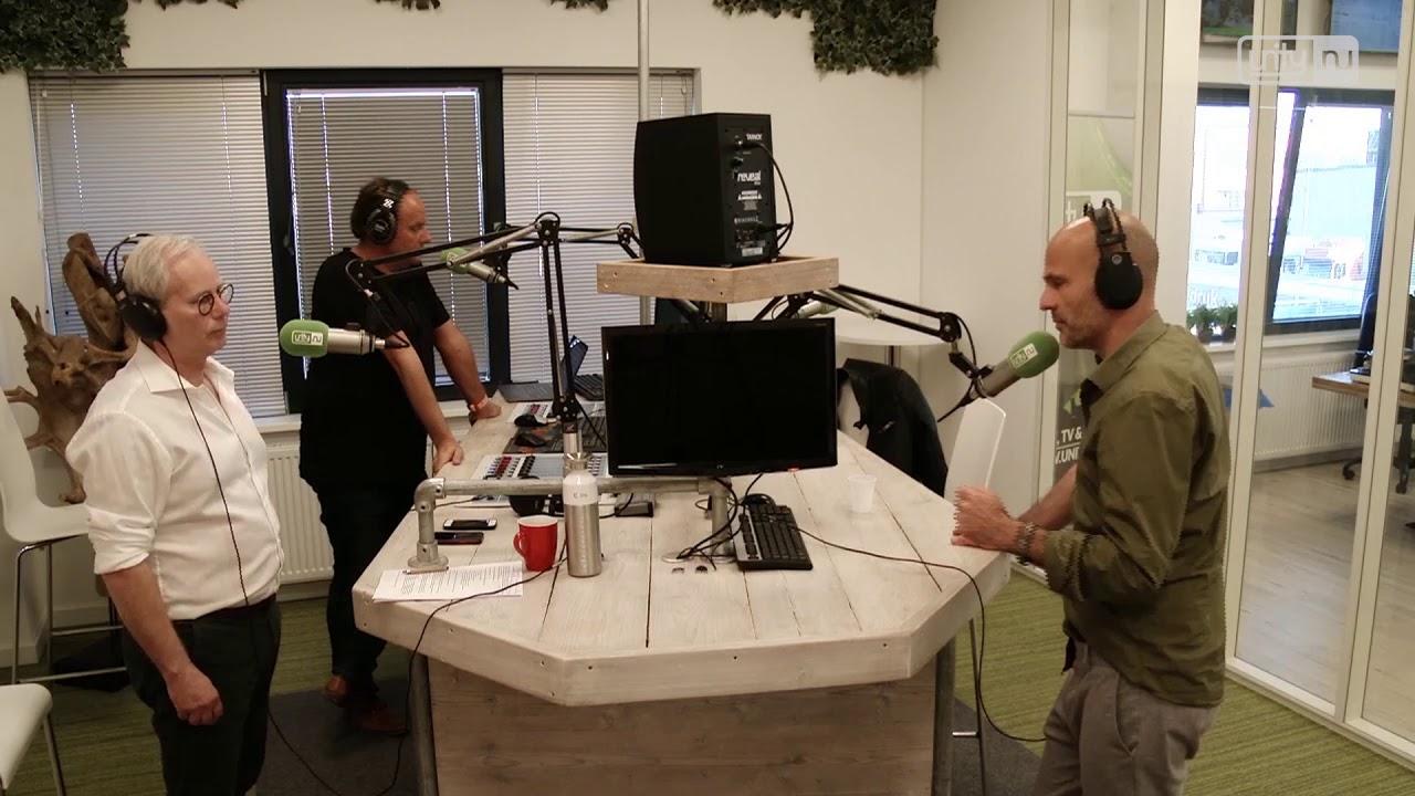 Cirkelstad oprichter Rutger Buch in iCircl Radio
