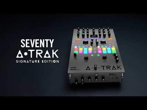 Vidéo RANE SEVENTY A-TRAK SIGNATURE EDITION | Signature DJ Mixer with Fader FX | Introduction