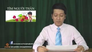Liveshow Trường Giang - Bản Tin Số 2: Tìm Người Thân