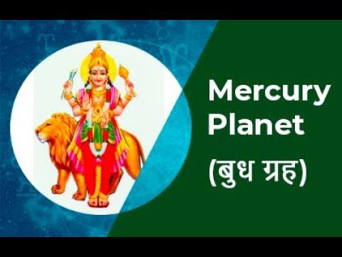 Mercury Planet (Budh Grah)