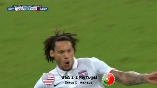 All world cup 2014 goals