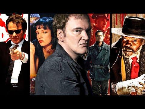 Top 10 Quentin Tarantino directed Scenes that Prove He's a Legend