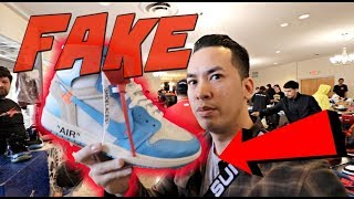 6250df23f26 CALLING OUT FAKES  SNEAKER EVENT