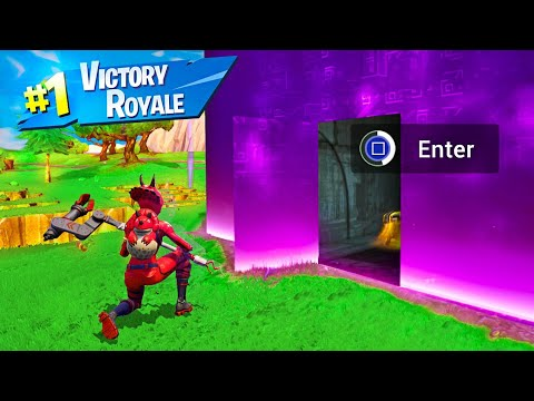 How To Open THE CUBE in Fortnite Battle Royale