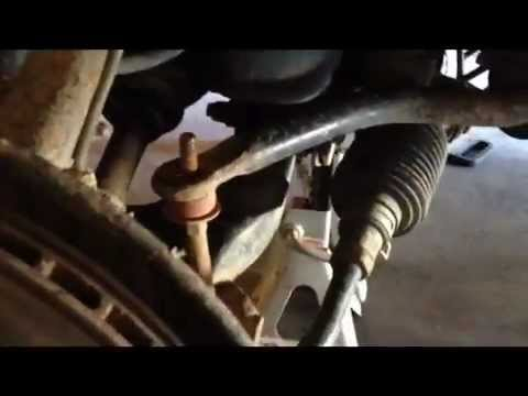 How To Replace Sway Bar Bushings 1996 2002 Toyota 4runner