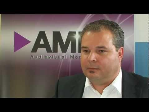Interview: Oliver Liesaus von Brightcove im Rahmen der AMD11