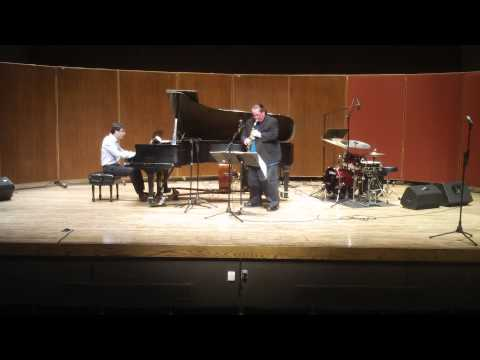 Mirage for soprano saxophone and piano composed by Raleigh Dailey