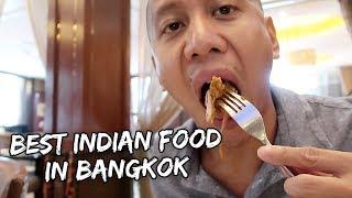THE BEST INDIAN FOOD IN BANGKOK, THAILAND! | Vlog #195