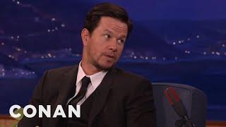 Mark Wahlberg Can Golf 18 Holes In An Hour  - CONAN on TBS