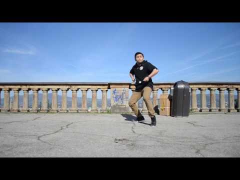 Kiah Victoria - Aurora | choreo/freestyle Study Abroad Vlog #2
