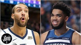 Choosing the All-NBA third-team center | The Jump