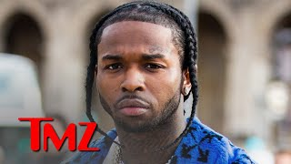 Pop Smoke Dead, Murdered in Home Invasion Robbery | TMZ