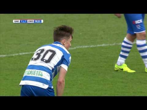 Go Ahead Eagles vs PEC Zwolle