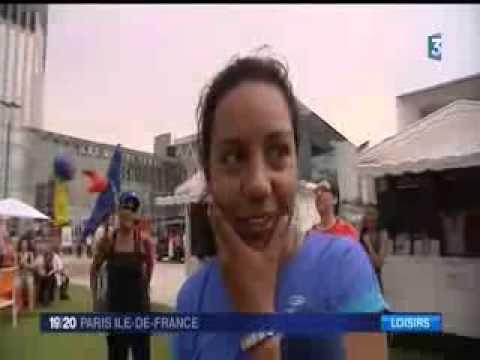 Reportage France 3 - Eté Defacto