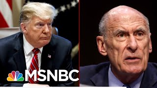 Fmr. CIA Director: I'm Confident [Mueller] Has Had Much More Access Than Congress   Deadline   MSNBC