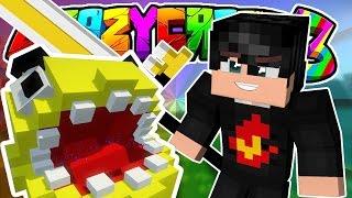 Oops Club Minecraft Crazy Craft 3.0 - Tập 28: TRUY LÙNG PACMAN