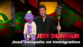 """José Jalapeño on immigration"" 