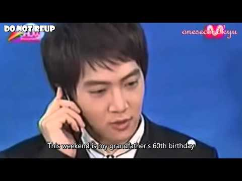 ENGSUB TRAX's Jay calls Heechul for a mission