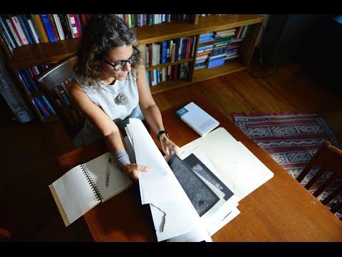 Historian Marina Rustow, 2015 MacArthur Fellow
