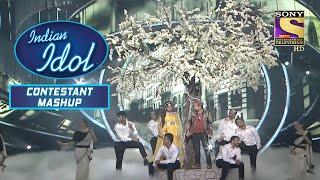 Pawandeep और Arunita के सुरों का संगम है लाजवब | Indian Idol | Contestant Mashup