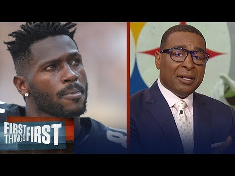 Cris Carter reacts to Larry Fitzgerald's comment on AB situation | NFL | FIRST THINGS FIRST