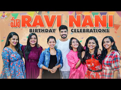 Shiva Jyothi shares actor Ravi Krishna's birthday moments