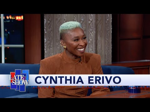 Cynthia Erivo Could Become The Youngest EGOT Ever