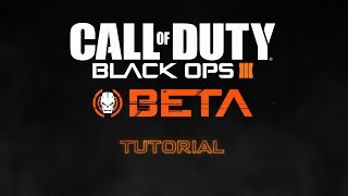 Call of Duty: Black Ops III - Multiplayer Tutorial
