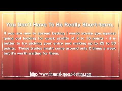 Spread Betting Tips and Tricks for Better Trading
