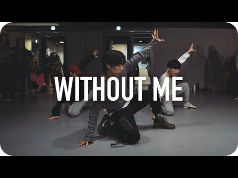 Without Me - Halsey / Koosung Jung Choreography