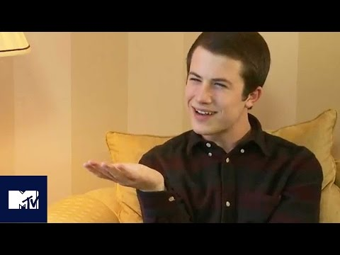 13 Reasons Why | Dylan Minnette Reveals '13 Things About Me!' | MTV Movies