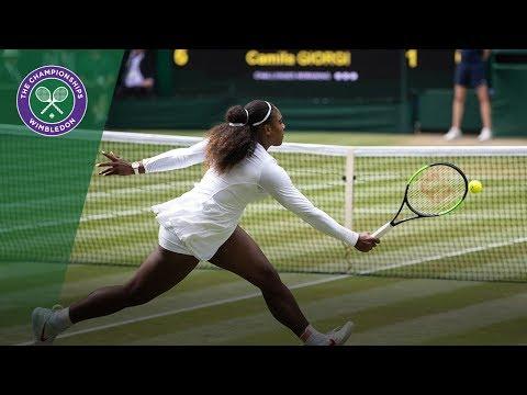 Serena Williams vs Camila Giorgi